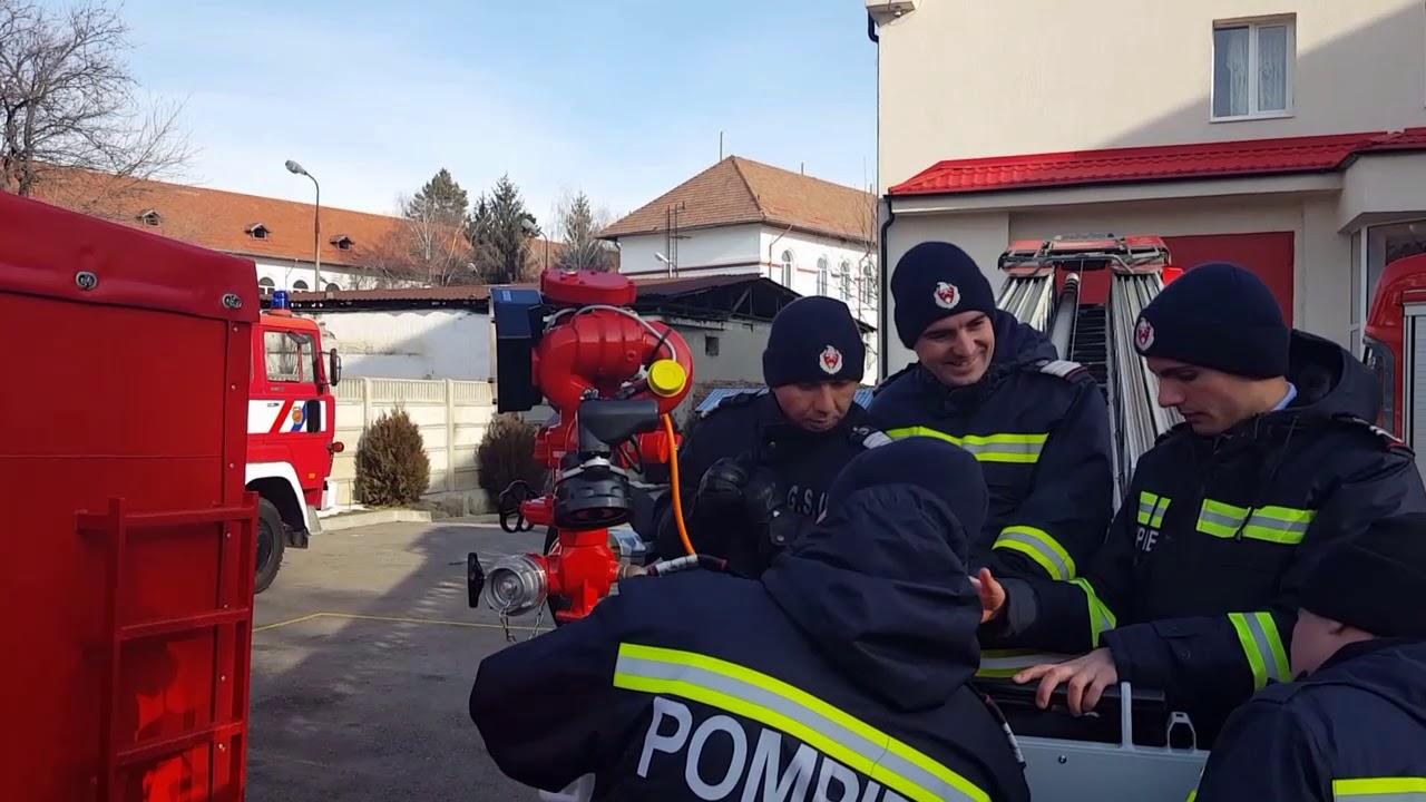 viziune pentru pompieri