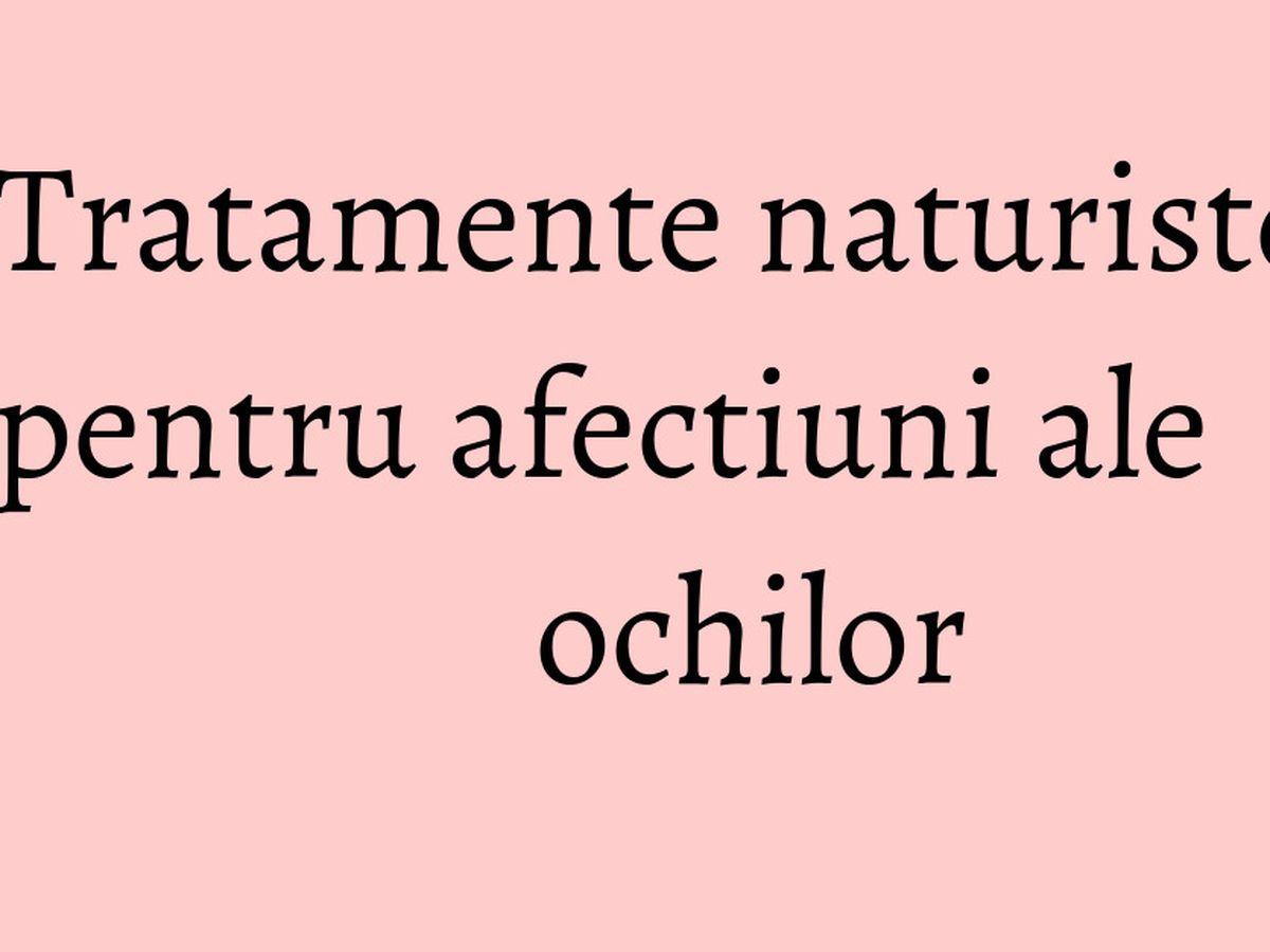 Tratament naturist pentru miopie? | Opticas