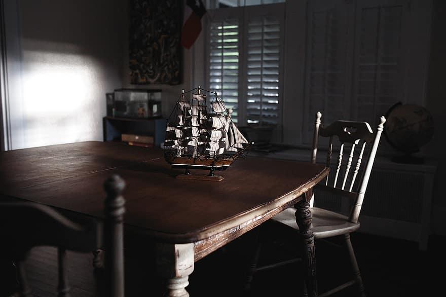 vedere la masă pentru viziune