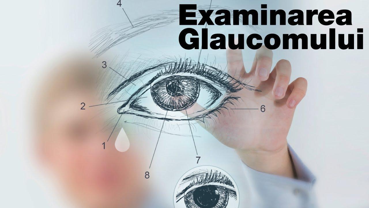 iluminare la examinarea ochilor