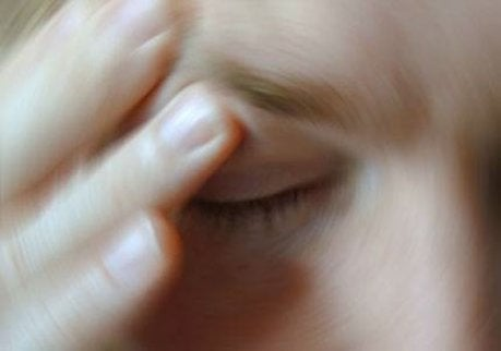 stres vizual în caz de tulburări vizuale