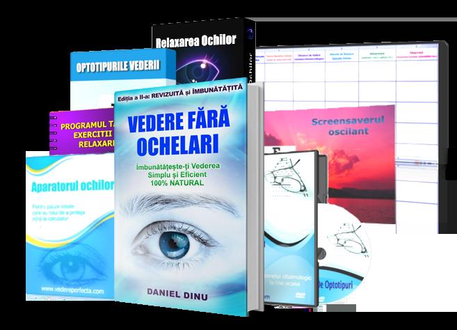 exerciții pentru întărirea vederii