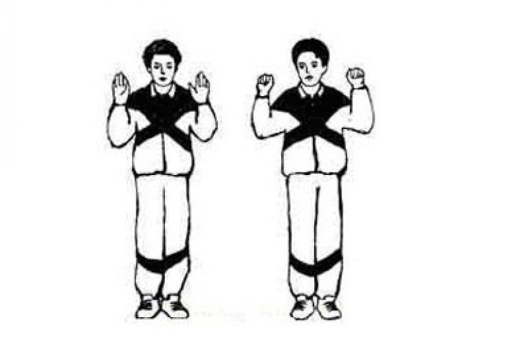 Miopia gimnasticii Strelnikova masă pentru cercul de vedere