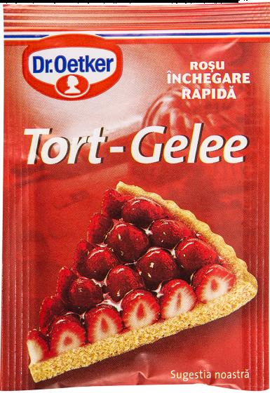 gelatină pentru vedere