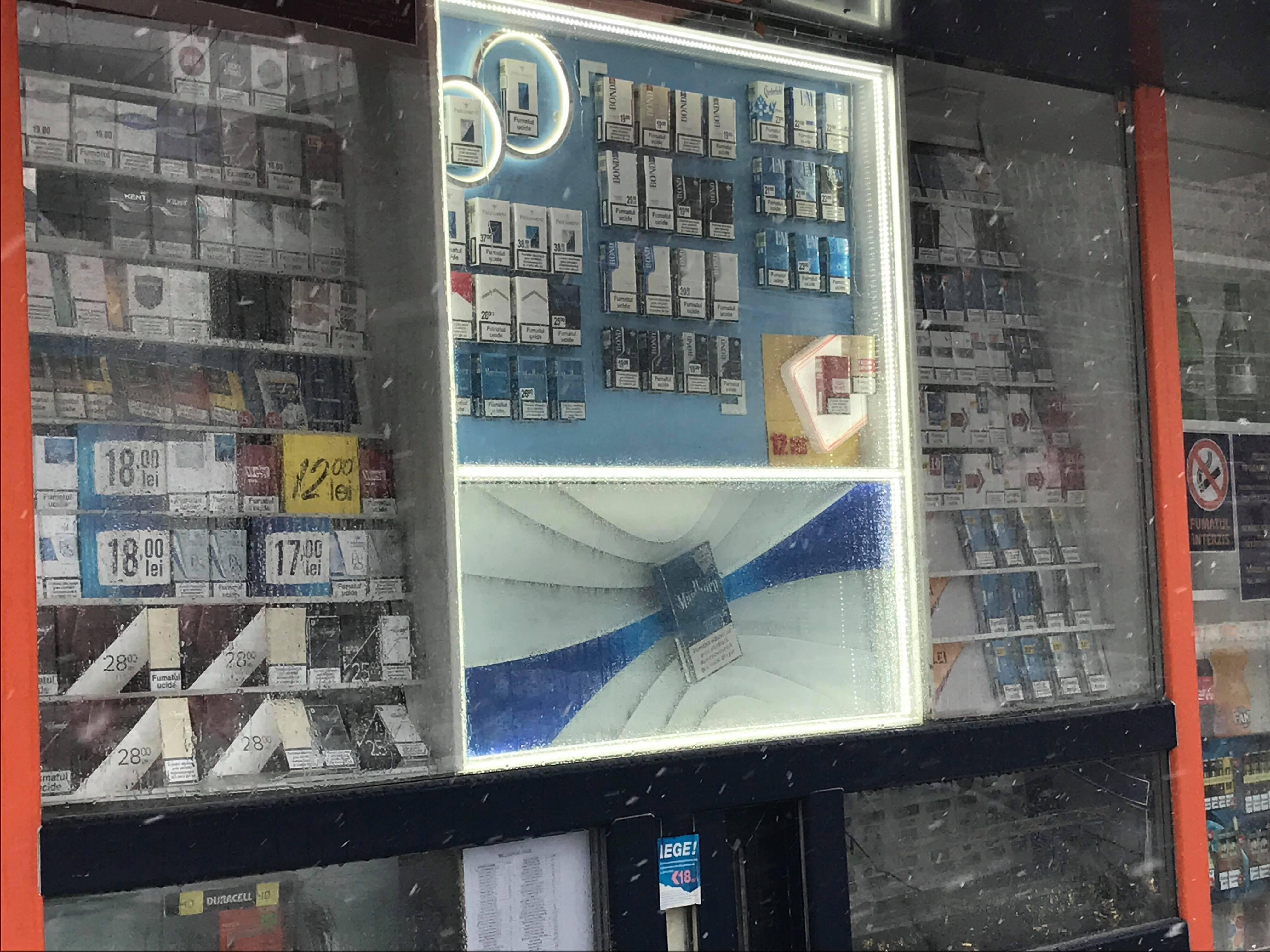 Recomandările ANSP în contextul interzicerii plasării produselor de tutun la vedere