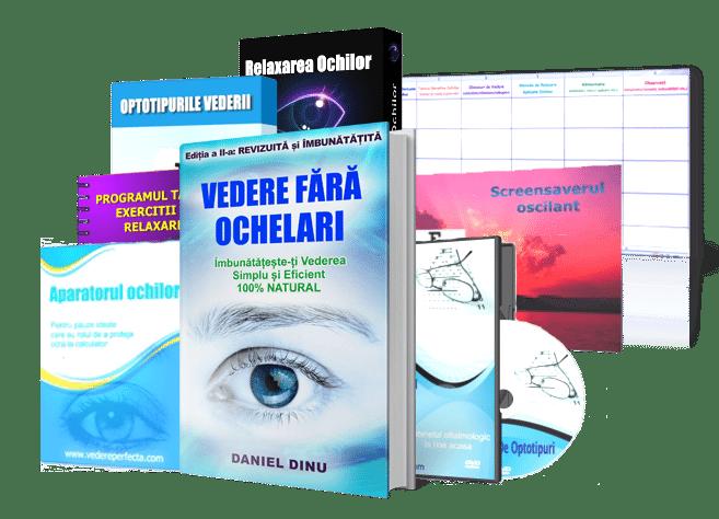 Medicamente pentru tratamentul vederii