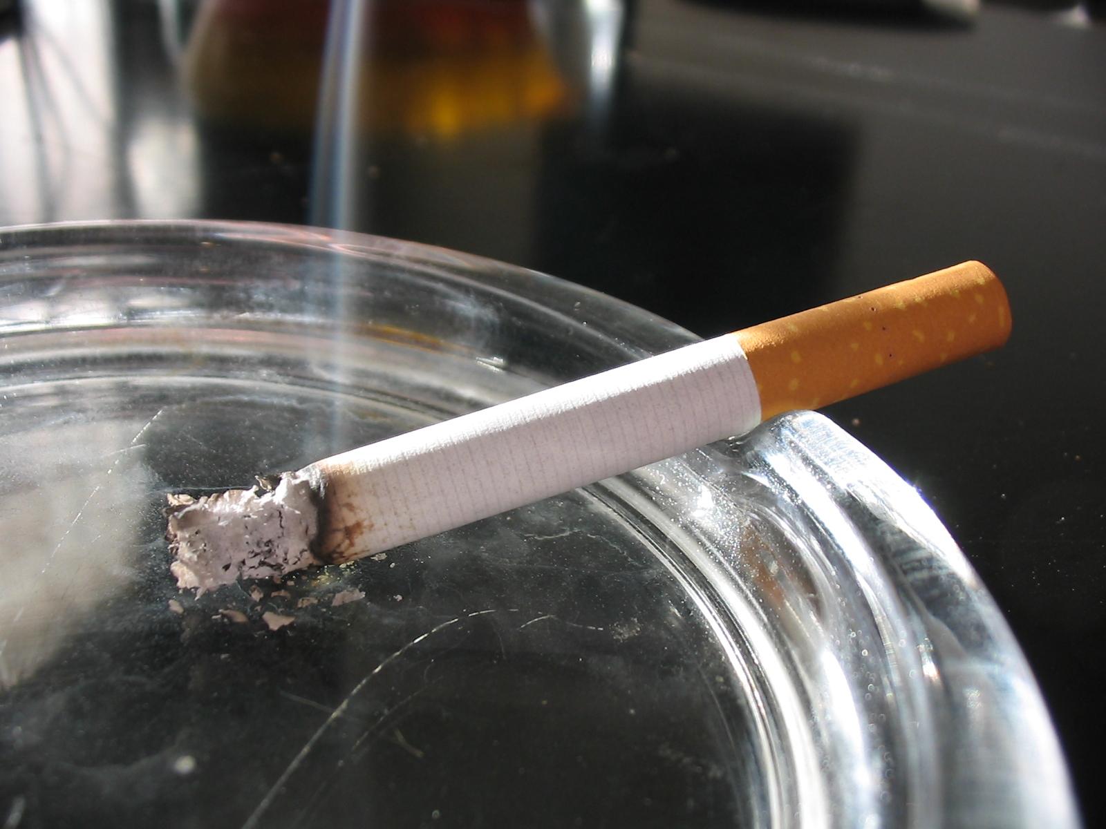 Prevenirea fumatului