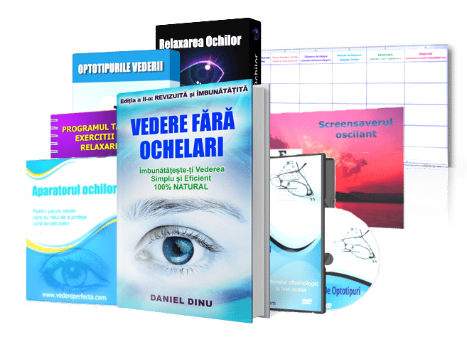 3 exerciții pentru îmbunătățirea vederii