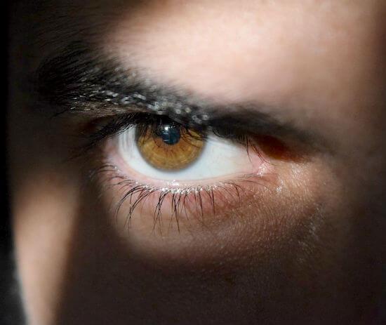 ochiul își pierde repede vederea viziune în ochiul stâng