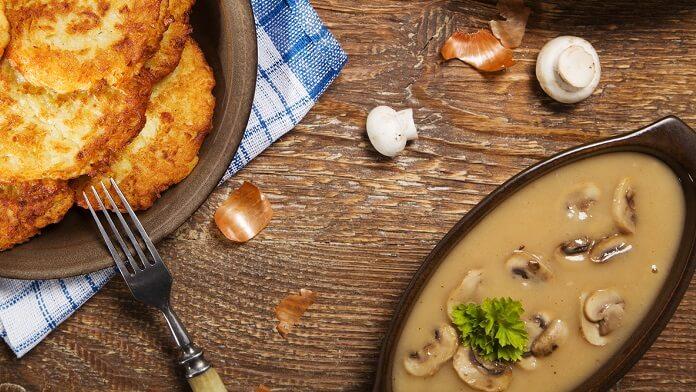 Reteta Sos de ciuperci – Alege sa fii sanatos!