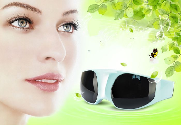 restabiliți vederea cu masaj