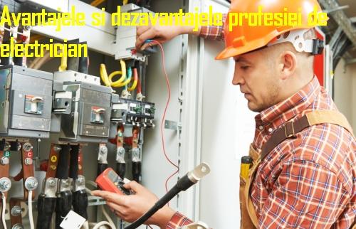 Căutăm electricieni