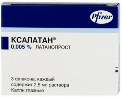medicament pentru tratamentul vederii