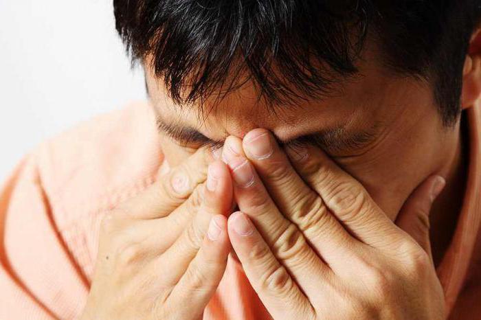 Durere în ochii cauzei și tratament - Cataractă