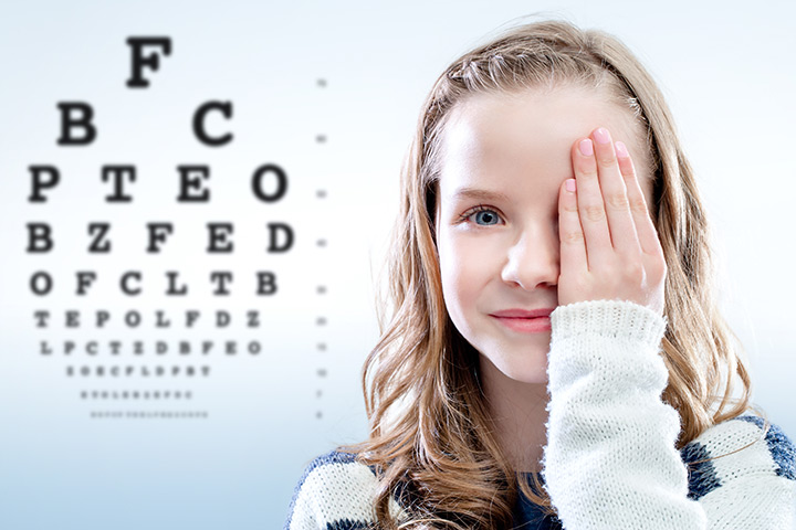 Scaderea acuitatii vizuale