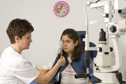 Denas și oftalmologie
