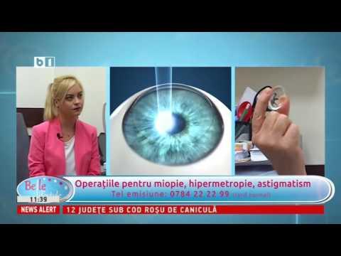 Cum să restabiliți încărcarea miopiei vederii