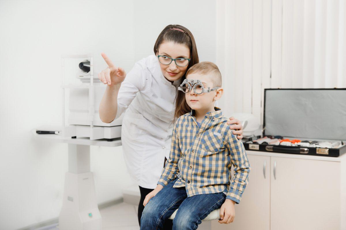 tratează miopia acasă