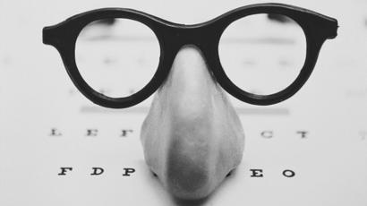 combate miopia senzații în timpul restabilirii vederii