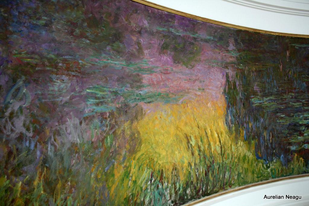 Lumea Încețoșată A Lui Claude Monet A Recrea - | Istorie