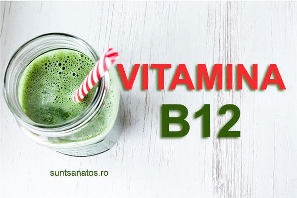 13 vitamine esentiale