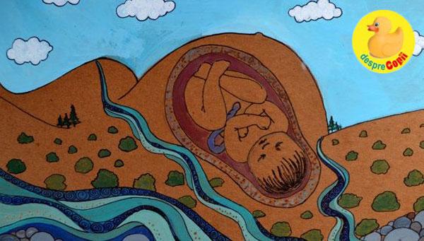 cum sunt legate viziunea și nașterea