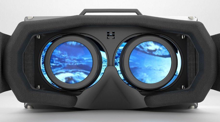oculus rift vision