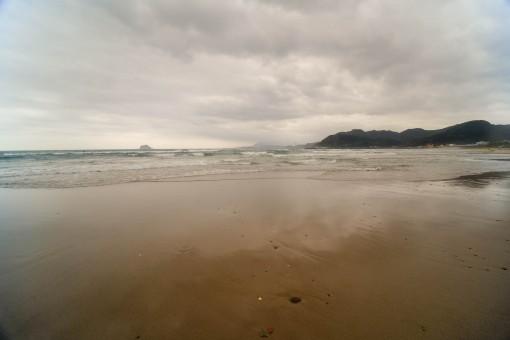 apă de mare și viziune