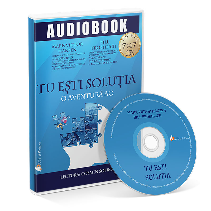 audio perfectă la orice vârstă audiobook