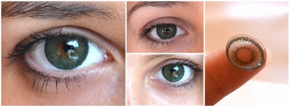 Lentilele de contact colorate – Despre ochi