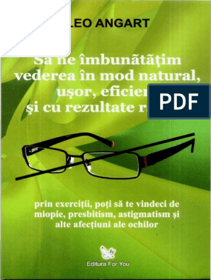 injecții pentru vedere slabă