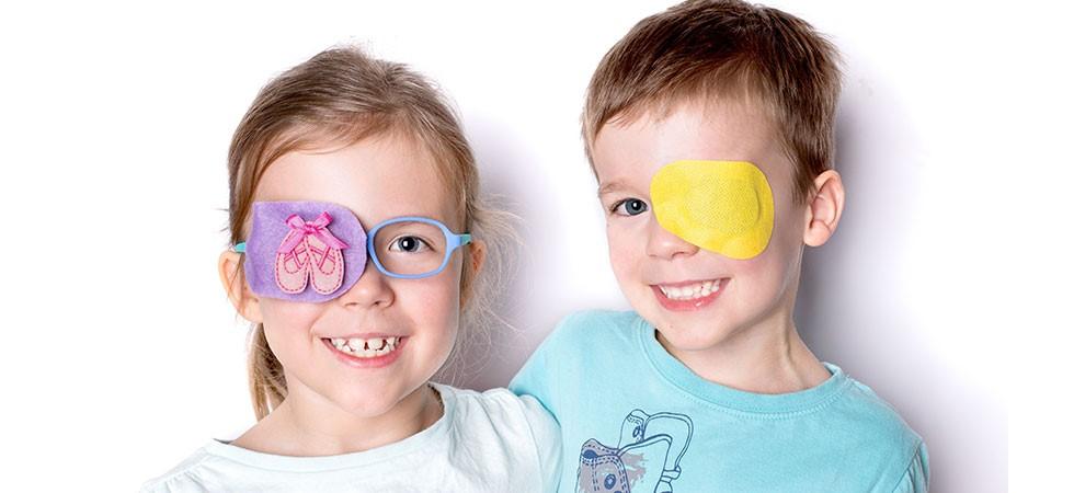 exerciții pentru îmbunătățirea vederii în ambliopie