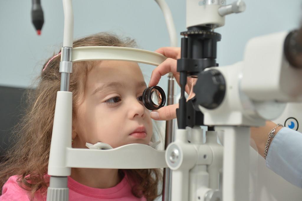 miopia la un copil afectarea vizuală a bolii oculare