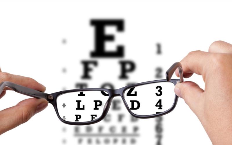 miopia este corectată