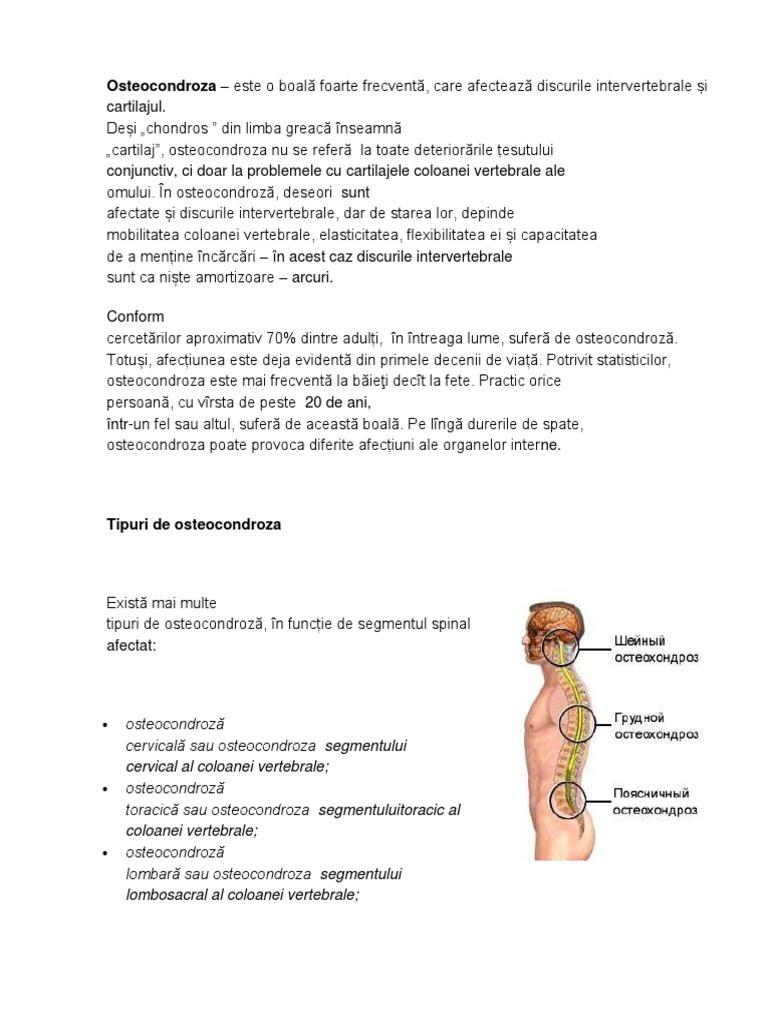 osteocondroza cervicală și vederea epilepsie și vedere încețoșată