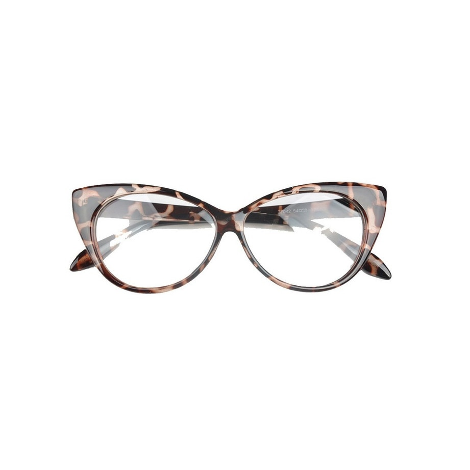 ochelarii cu față sunt convexe viziune cu silicon