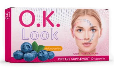 Ok Look capsule – pret, pareri, forum, prospect, farmacii