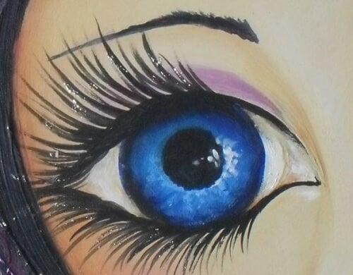 ar trebui să li se verifice ochii masa pentru vedere este aceeași peste tot