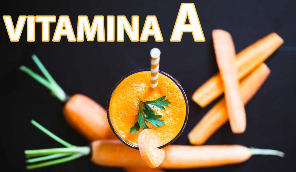 Vitamina A - Vitamin A - 7-pitici.ro
