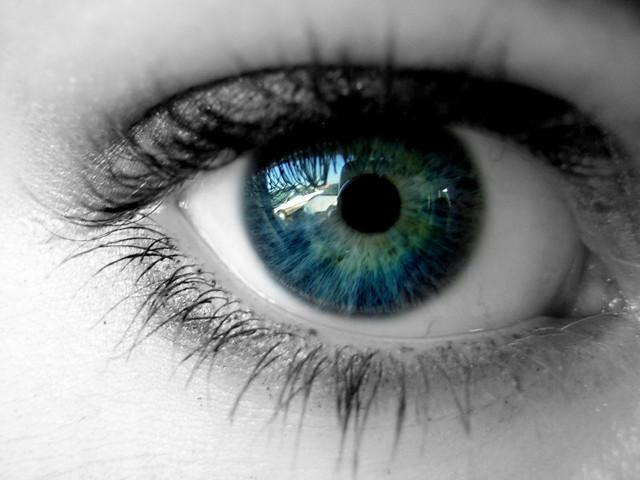 miopie vizuală într-un singur ochi