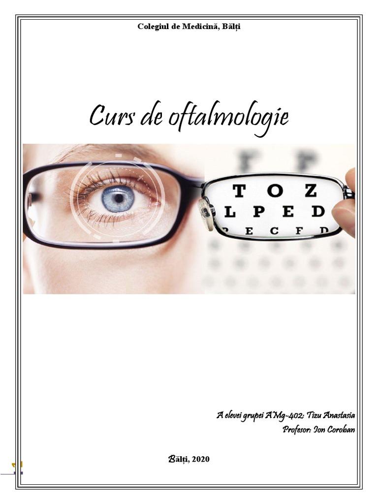 aplicarea lidazei în oftalmologie