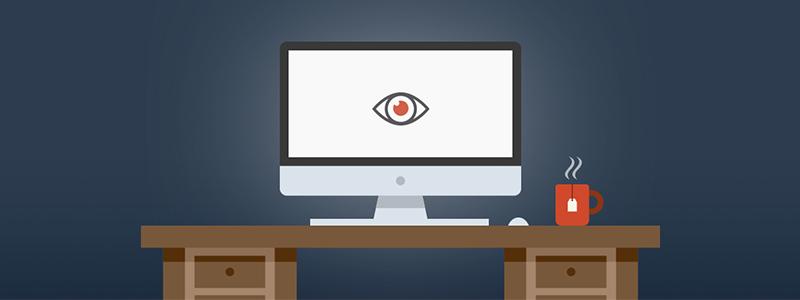 Impactul monitorului asupra ochilor
