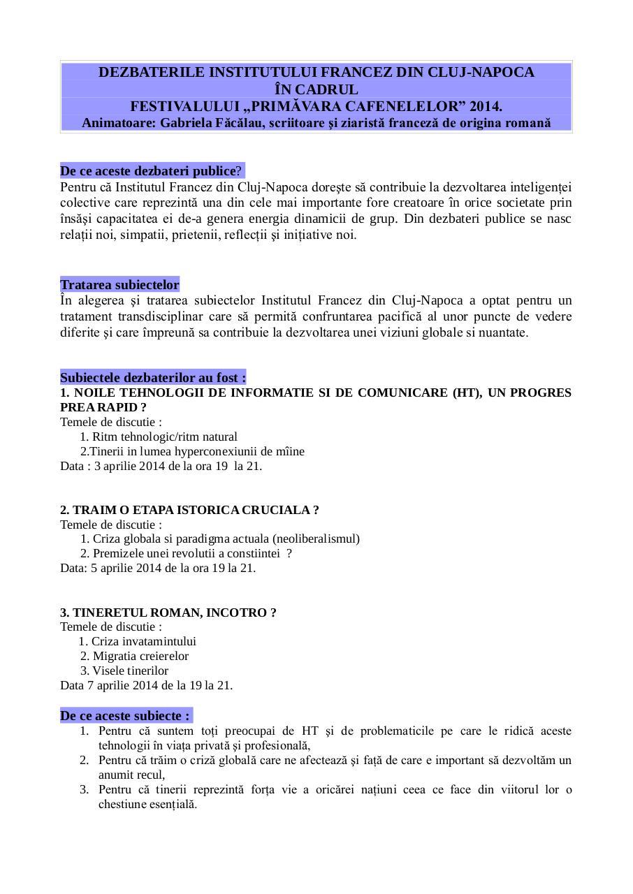 STATICA SISTEMELOR DE PUNCTE MATERIALE - Curs de MECANICA