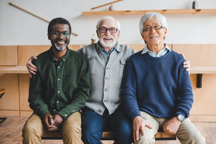 Boli oculare la persoane în vârstă