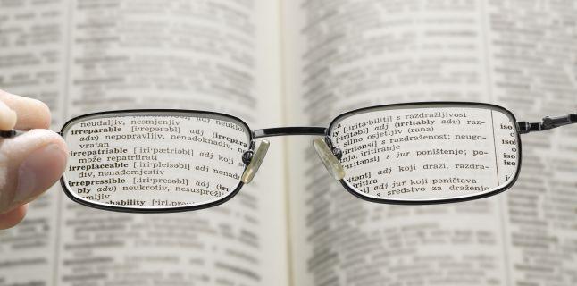 operații de restaurare a vederii