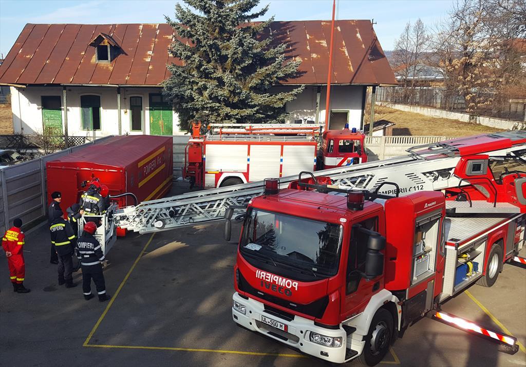 ce viziune pentru pompieri