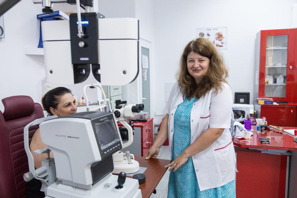 clinica oftalmologie monica