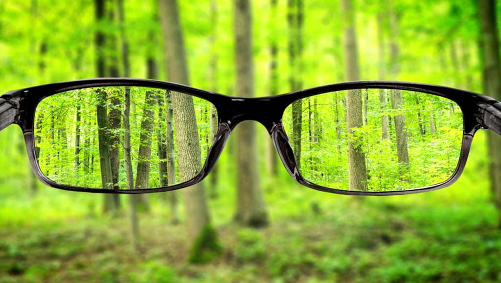 combate miopia viziune și stil de viață