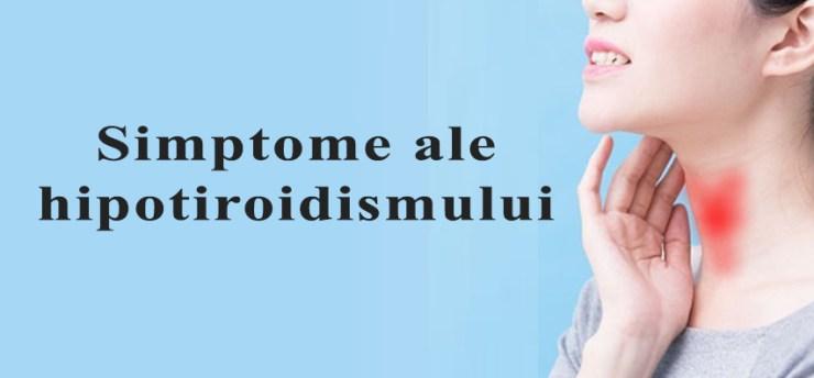 Hipotiroidia primară și secundară