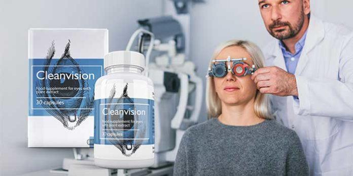 Tratamentul Clean Vision – păreri, preț farmacii, prospect, forum